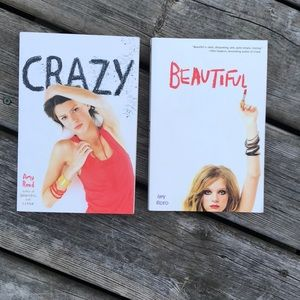 Crazy and Beautiful Novels by Amy Reed